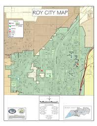 Zip Code Map Utah by Weber County