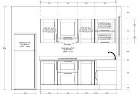 Kitchen Design Drawings Awesome Kitchen Cabinet Design Drawing Gallery Best Inspiration