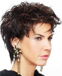 short chunky hairstyles for thick curly hair round faces and