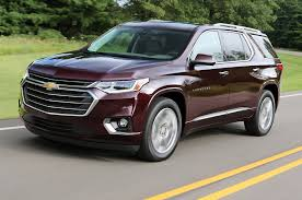 2018 chevrolet traverse first drive review staycation u2013 motor