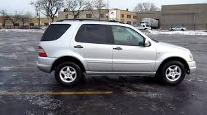 2001 mercedes ml320 2001 mercedes ml320 for sale chicago