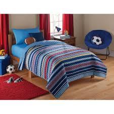 mainstays kids boy stripe quilt walmart com
