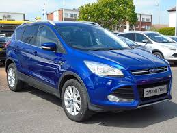 used 2016 ford kuga titanium 2 0 tdci 5dr for sale in hayling