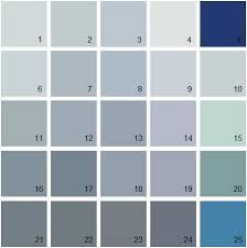 benjamin moore paint colors blue palette 19 house paint colors
