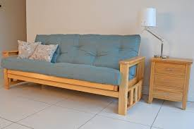 bedroom queen futon frame with wooden futon