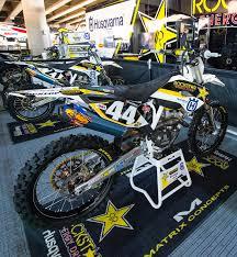 motocross action magazine website inside zach bell u0027s factory rockstar racing husqvarna fc250