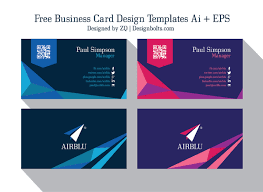 business card template powerpoint free por samples templates 30
