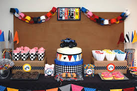 monster truck cupcake ideas free printable invitation design