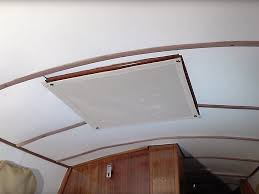 Boat Blinds And Shades How To Make Inside Hatch Cover 2 Jpg