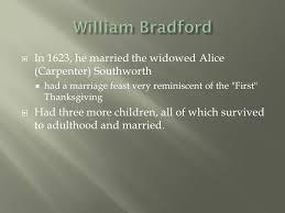 william bradford ppt