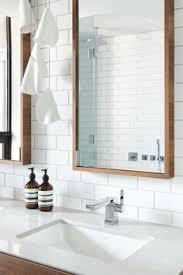 white framed recessed medicine cabinet spotlight on bgdb interior design wall mounted medicine cabinet
