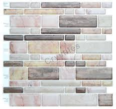 save 57 crystiles peel and stick self adhesive vinyl wall