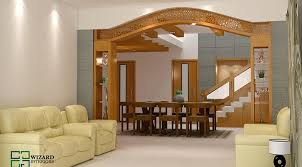 kerala home interior excellent contemporary living dining kitchen bedroom interior designs