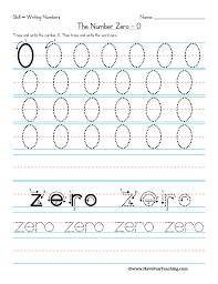 number handwriting worksheets have fun teaching