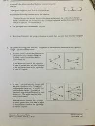 tutorials in introductory physics homework charge chegg com