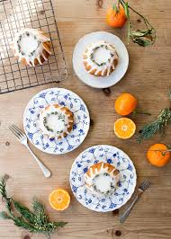 clementine cuisine clementine almond mini bundt cakes she can t eat what