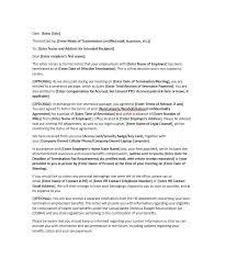 harsh collection letter template 35 perfect termination letter samples lease employee contract
