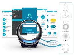 Home Automation Logo Design Asus Smart Home System Entry If World Design Guide