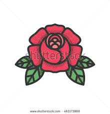 english rose emblems following war roses stock vector 97975271