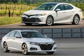 question of the day 2018 toyota camry or 2018 honda accord