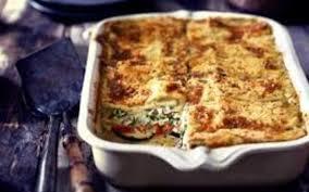 cuisine lasagne facile recette lasagne végetarienne très facile et très bon économique