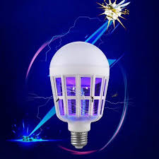 bug light light bulbs 2 in 1 bug zapper led bulb e27 15w mosquito killer l pest