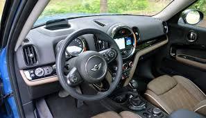 Interior Mini Cooper Countryman 2017 Mini Cooper Countryman S Test Drive Review Autonation Drive