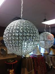 Ball Chandelier Lights Chandeliers Crystal Ball Chandelier Canada Crystal Ball