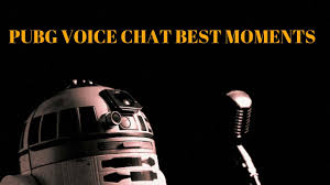 pubg voice chat not working pubg voice chat best moments 1 youtube