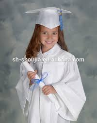 kindergarten cap and gown graduation gown customized graduation gown kindergarten