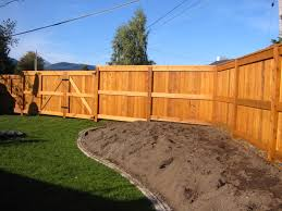 fence ideas for small backyard colors backyard fence ideas