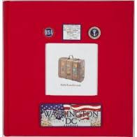 washington dc photo album washington dc scrapbook 12 x 12 postbound hello traveler