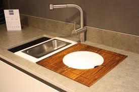 new kitchen sink styles showcased at eurocucina