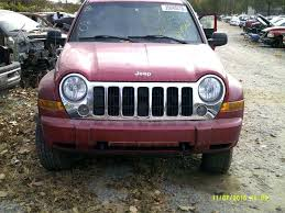 2006 jeep liberty bumper used 2006 jeep liberty front bumper assembly front smooth fi