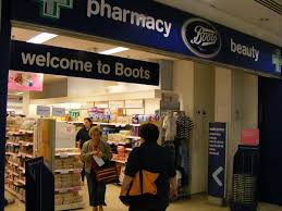 boots shop boots the chemists belfry shopping centre