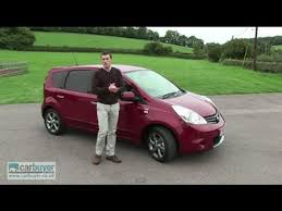 nissan note 2009 interior nissan note mpv 2006 2013 review carbuyer youtube