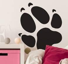 stickers de pour chambre stickers pour chambre enfant genre silhouettes tenstickers