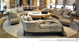 Living Room Furniture Made Usa Curved Sectional Sofa Living Room Furniture Square Black Within