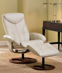 bedroom cream colored lounge chairs which are made of synthetic