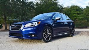 subaru legacy rims 2017 subaru legacy 2 5i sport hd road test review