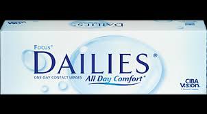 Focus Dailies All Day Comfort Dailies Contact Lenses Joseph Kostesich