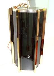Fredrick Ramond Chandelier by Fredrick Ramond Designer Brass And Wood By Thehonestrabbit On Etsy