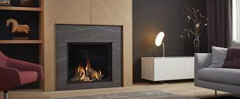 maestro 75 3 sided gas fireplace platonic fireplaces