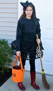 witch for halloween costume ideas diy trendy witch costume for tween teen girls skimbaco lifestyle