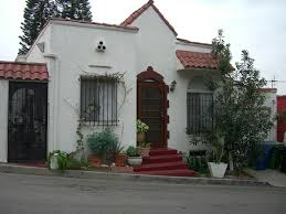 1927 spanish colonial bungalow spanish colonial echo park and