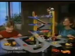 wheels world play table wheels super electronic garage ad 1996 youtube