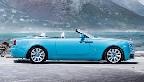 the rolls rolls royce dawn the of the convertible breed robb