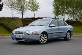 File Volvo S80 2 4t 2002 Blue Front Jpg Wikimedia Commons