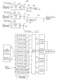 component telephone circuit diagram number display hotline system