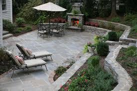 landscape ideas for slope diy front on budget landscape backyard